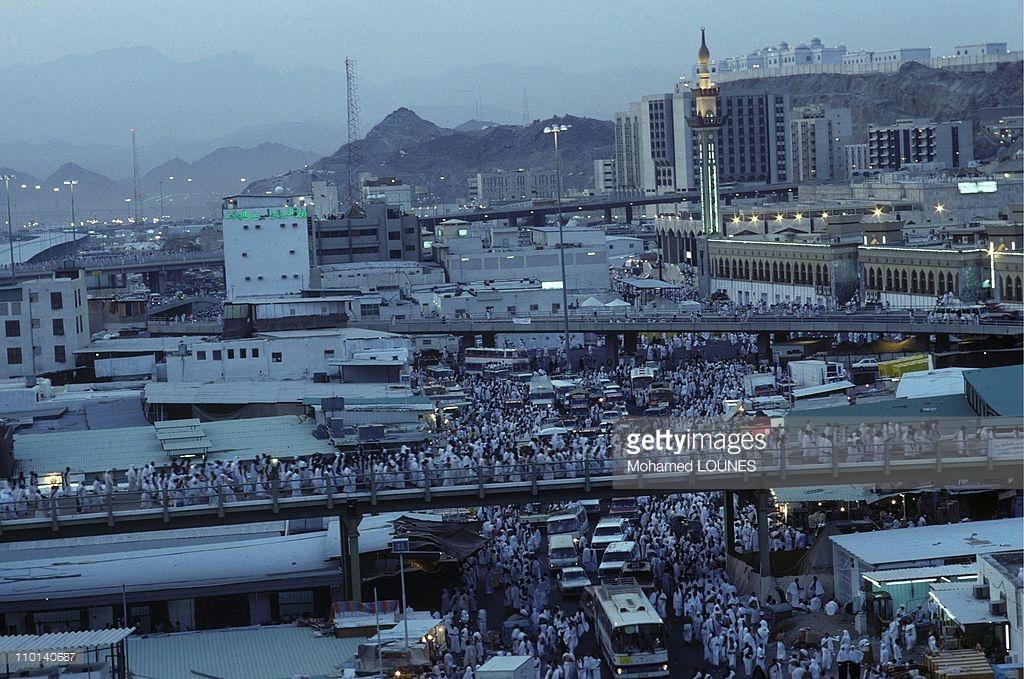مكة المكرمة من القرن 18 الى يومنا هذا  110140687