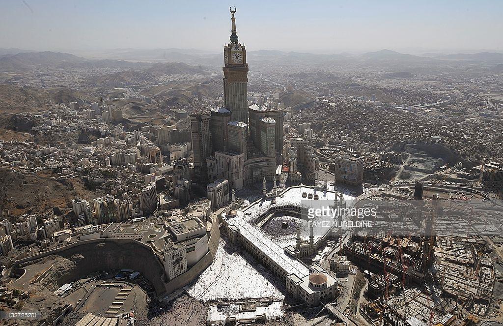 مكة المكرمة من القرن 18 الى يومنا هذا  132725201