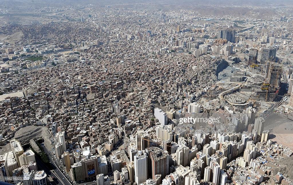 مكة المكرمة من القرن 18 الى يومنا هذا  156216323