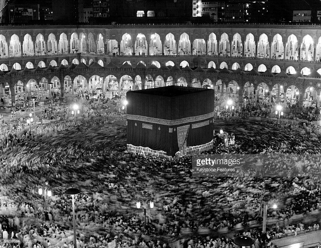 مكة المكرمة من القرن 18 الى يومنا هذا  2659684