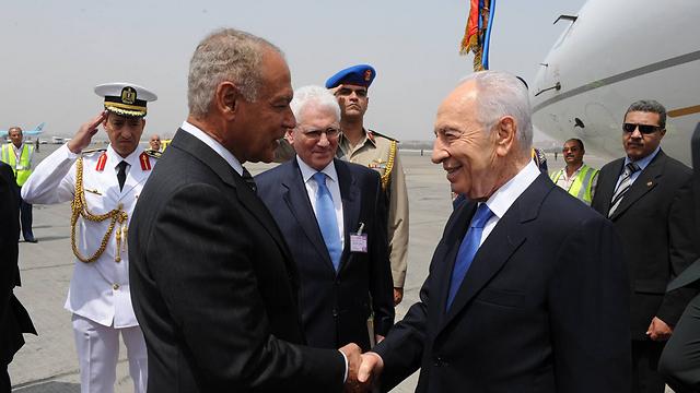 نتيجة بحث الصور عن أحمد أبو الغيط وإسرائيل