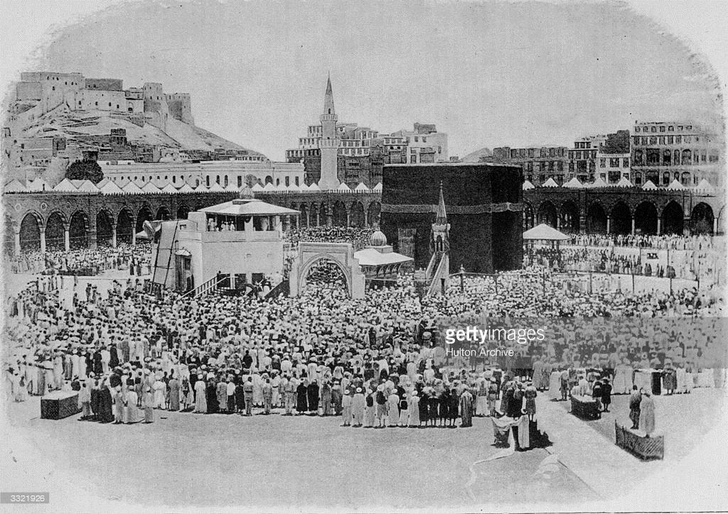 مكة المكرمة من القرن 18 الى يومنا هذا  3321926