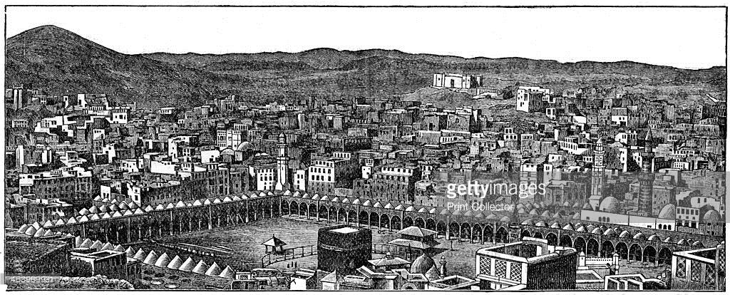 مكة المكرمة من القرن 18 الى يومنا هذا  463969931