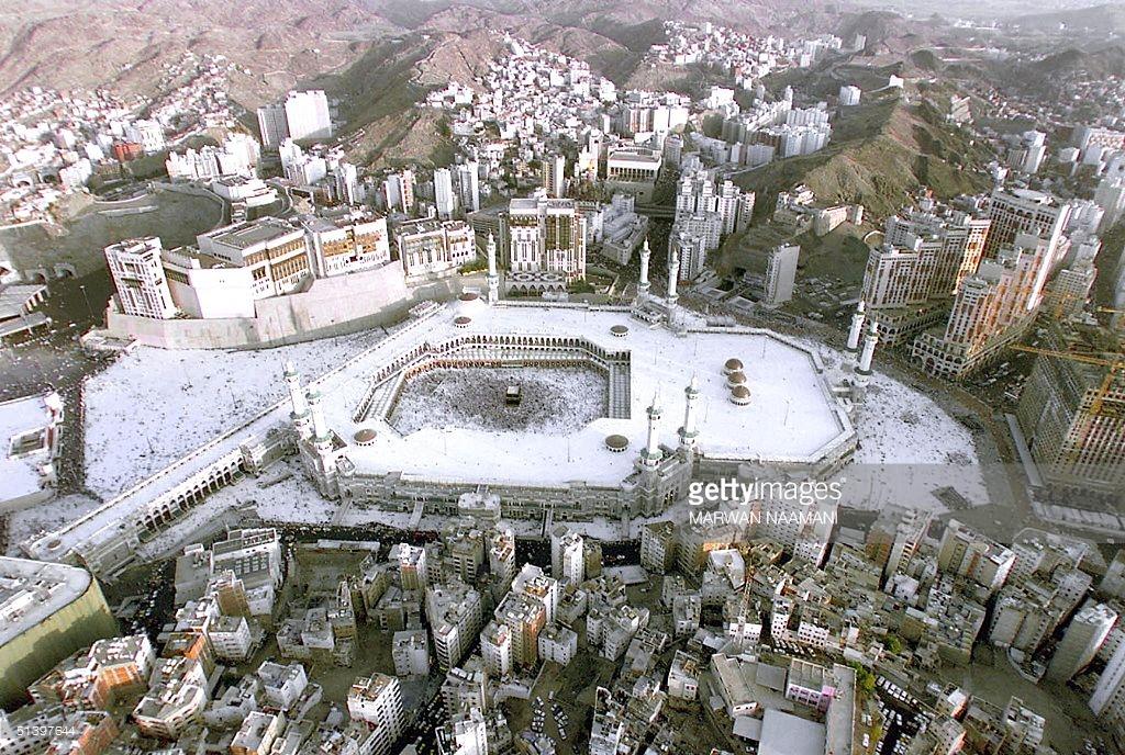 مكة المكرمة من القرن 18 الى يومنا هذا  51397644