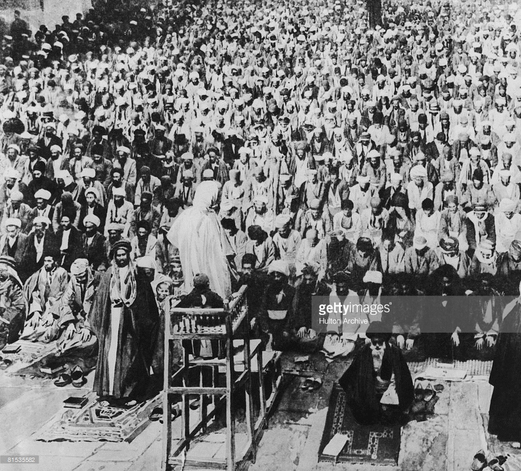 مكة المكرمة من القرن 18 الى يومنا هذا  81535582
