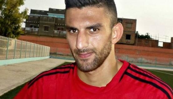 ايقاف لاعب مولودية الجزائر خير الدين مرزوقي بسبب المنشطات
