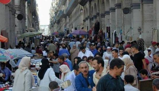 عدد سكان الجزائر بلغ 4ر40 مليون نسمة في يناير 2016 2016-04-1917%3A14%3A04.471416-04-555x318