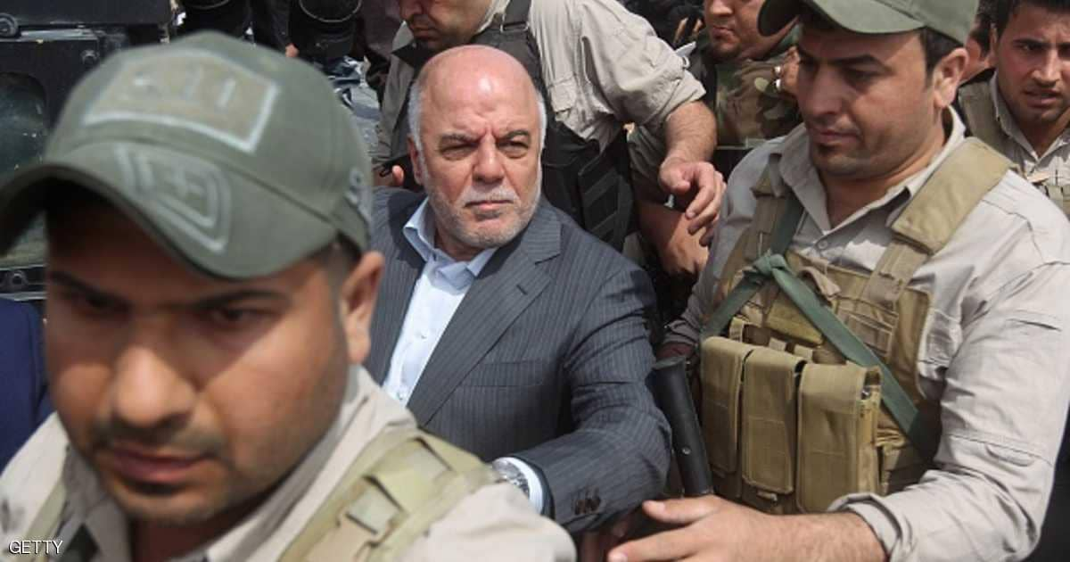 An Iraqi force is holding Abadi and his wife 2018-12-3114:02:57.093443-elabadi