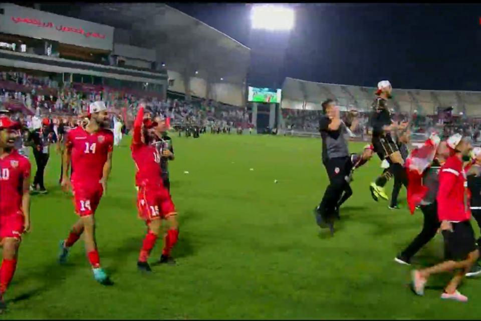 البحرين تفوز بـكأس الخليج