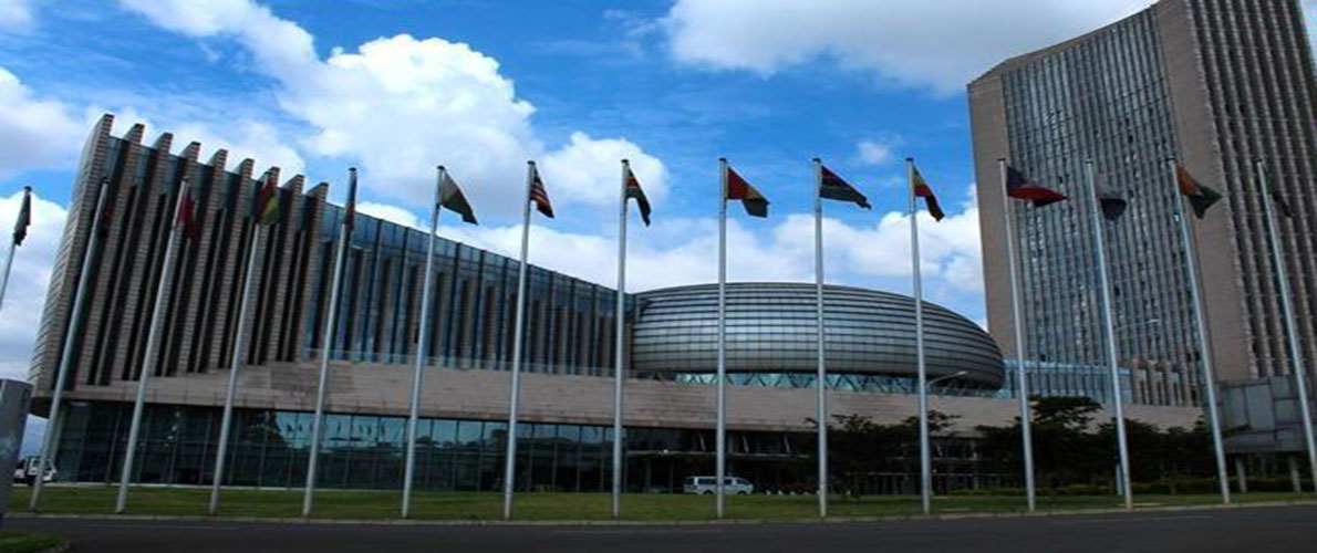 الاتحاد الافريقي مقتل ديبي خسارة كبيرة للقارة